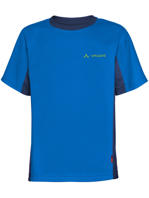 VAUDE Fulmar Shirt Kids radiate blue/cobalt